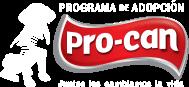 Pro-can Programa de adopción